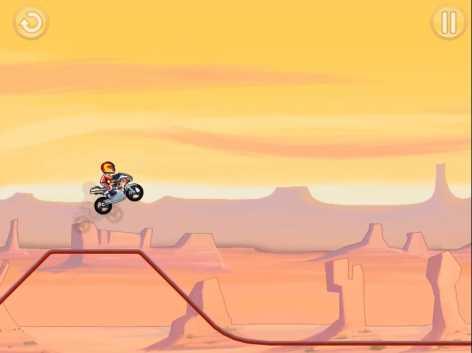 Взломанная Bike Race (Mod: много денег)
