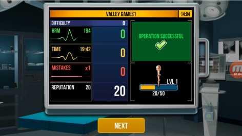 Operate Now: Hospital много денег (взломанная)