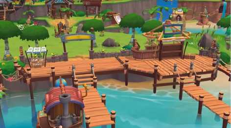 Paradise Bay взлом (Мод много денег)