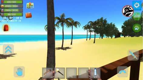 Ocean Is Home: Survival Island взломанный (много денег)