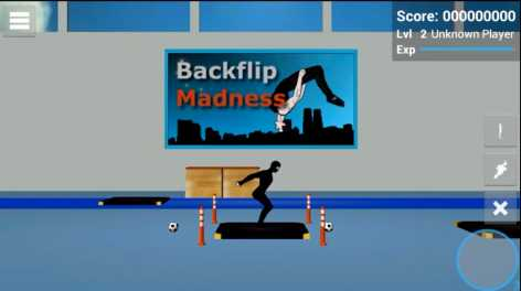 Backflip Madness полная версия