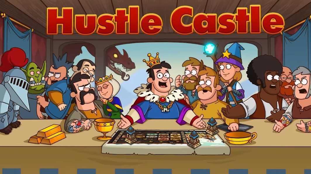 Hustle Castle: Fantasy Kingdom взлом на Андроид скачать
