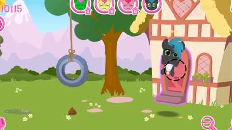 Моя Карманная Пони взломанная (Мод много денег)