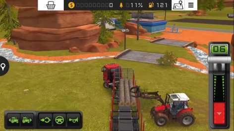 Farming Simulator 18 взломанный на бесконечные деньги