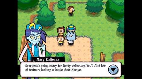 Pocket Mortys взлом (много денег)
