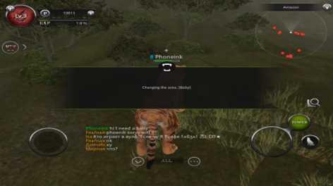 Взломанный Wild Animals Online