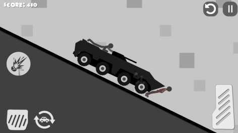 Stickman Dismount 2 Annihilation взлом (бесконечные деньги)