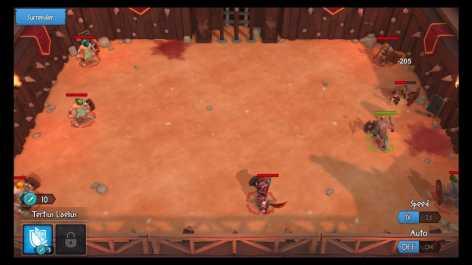 Gladiator Heroes взломанный