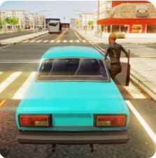 Driver Simulator (Мод много денег)