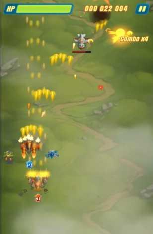 HAWK: Freedom Squadron взломанный (Mod: много денег)