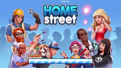 Home Street взлом (Мод много денег)