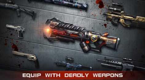 Взломанный Zombie Shoot: Pandemic Survivor