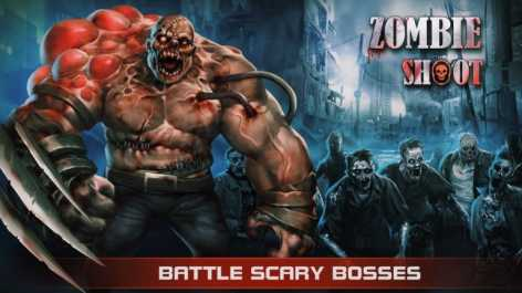 Взломанный Zombie Shoot: Pandemic Survivor