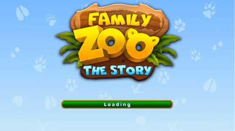 Взломанный Family Zoo: The Story на много денег