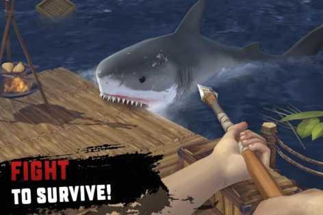 Взлом RAFT: Original Survival Game (Mod на еду)