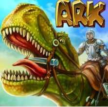 The Ark of Craft: Dinosaurs взлом (Мод на деньги)