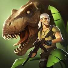 Взломанный Jurassic Survival (Mod: много денег)