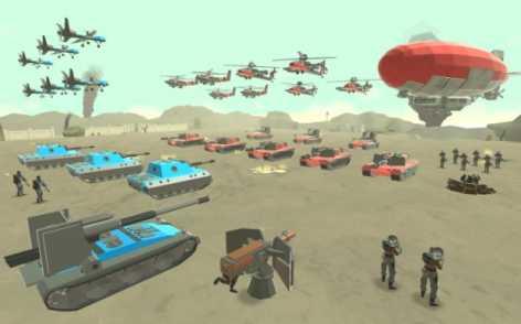 Army Battle Simulator взломанный (Мод на деньги)