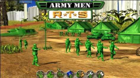 Взлом Army Men Strike (Мод много денег)