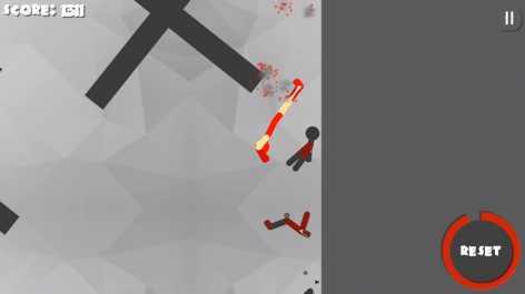 Взломанный Stickman Destruction 3 Heroes (Mod: много денег)