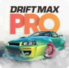 Взлом Drift Max Pro - Car Drifting Game (Mod: много денег)