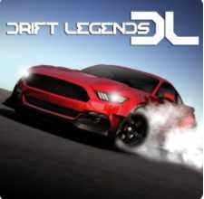 Взломанный Drift Legends (Mod: много денег)