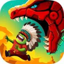 Взломанный Dragon Hills 2 (Mod: много денег)