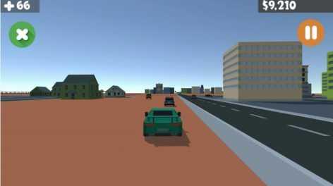 Rampage Road взломанный (Mod: много денег)