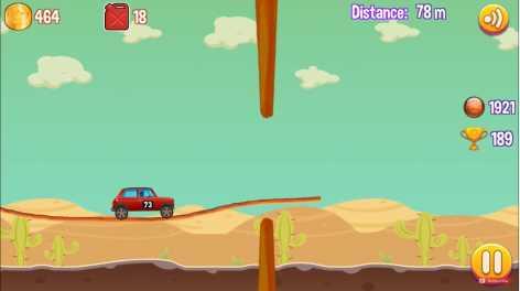 Взломанный Road Draw: Climb Your Own Hills (Mod: много денег)