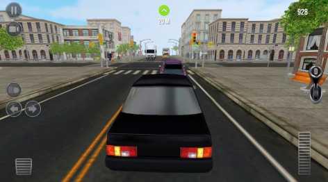 City Driving 3D - PRO взломанный (Мод на деньги)