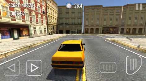 City Drift взломанный (Mod: много денег)
