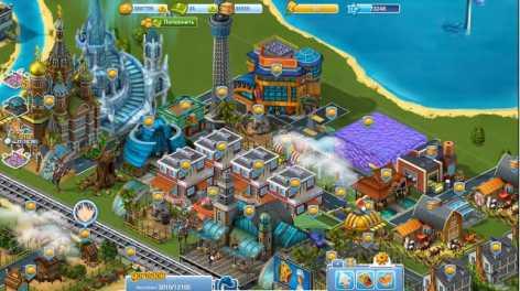 SuperCity: Строй город чудес! взлом (Mod: много денег)