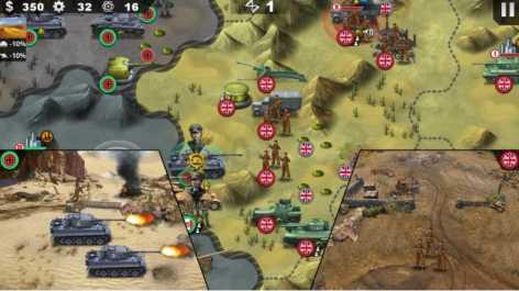 Взломанный World Conqueror 4 (Mod: много денег)
