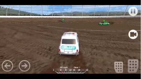 Demolition Derby 2 взломанный (Mod: много денег)