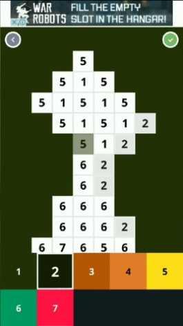Pixel Art - Раскраска по номерам взломанный (Mod: разблокировано)
