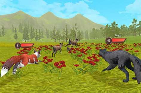 Взлом WildCraft: Симулятор Жизни Зверей Онлайн (Мод много денег)