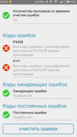 Obd Arny - простая OBDObd Arny диагностика и сканер авто полная версия