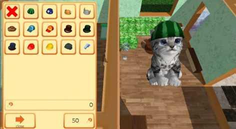 Cute Pocket Cat 3D - Part 2 взломанный (Мод много денег)