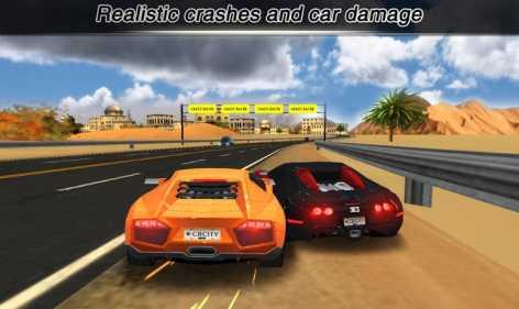 Уличные гонки 3D взломанный (Mod: много денег)