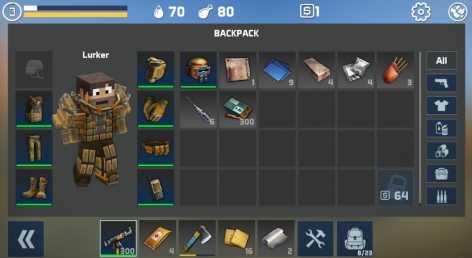 LastCraft Survival взломанный (Мод много денег)