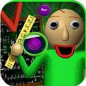 Взломанная Baldi's Basics in Education (Мод Stop Baldi, Noclip, Playtime ignores you)