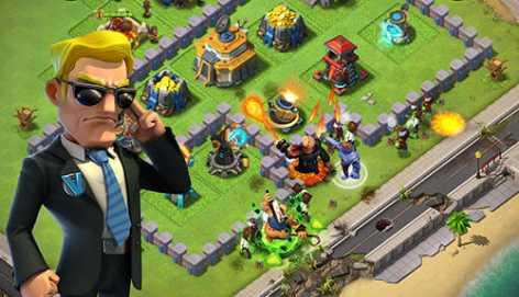 Clash of zombies 2: Atlantis взломанный (Мод много денег)