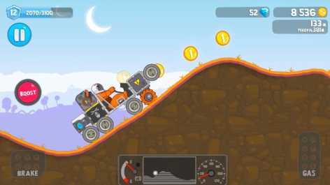 RoverCraft - построй луноход взломанный (Mod: много денег)
