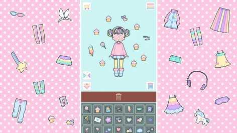 Pastel Girl взломанный (Мод свободные покупки)