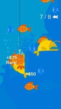 The Fish Master! взломанный (Мод свободные покупки)