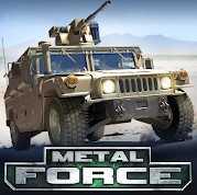 Metal Force: Death Race взломанный (Mod: много денег)