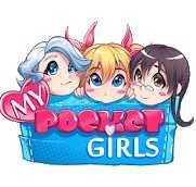 My Pocket Girls взломанный (Мод много денег)