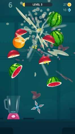 Fruit Master взлом (Мод много денег)