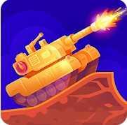 Tank Stars взлом (Mod: много денег)