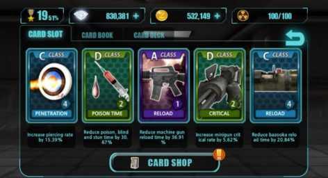 Zombie Hunter King взломанный (много денег)